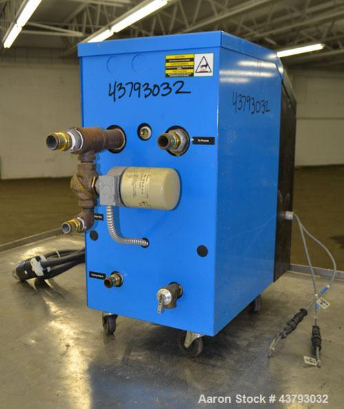 Used- Conair Thermolator Water Temperature Controller, Model TW-2. 24 Kw heater, operating temperature range 35 to 250 degre...