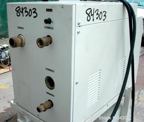 USED: Delta T Systems Water Temperature Control Unit, model AB461S, 9 kw. 250 degrees F max temperature range. Single zone, ...