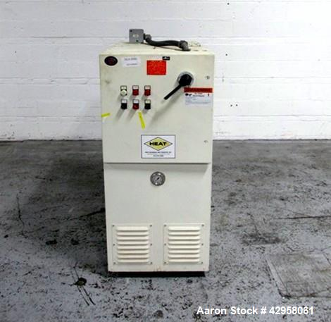 Used- Heat Exchange And Trasfer Inc. Temperature Control Unit, Model WG250-10-DI-483. Electrically heated, 10 kw, 480 volt h...