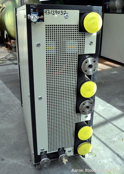 Used- Lauda 29kW Secondary Circle Unit Heater, Type TR400HKK. Temperature range -60 to 200 degrees C. (-76 to 392 F.). 3/50/...