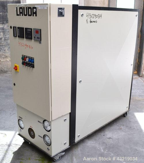 Used- Lauda 28kW Secondary Circle Unit Heater, Type TR400HKK