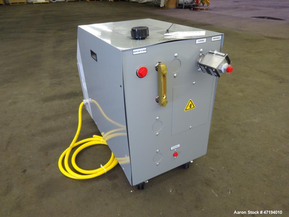 Unused- Mokon Minitherm Circulating Water Temperature Control System, Model MT4002AG. 2KW, 3/60/460 volts. Maximum temperatu...