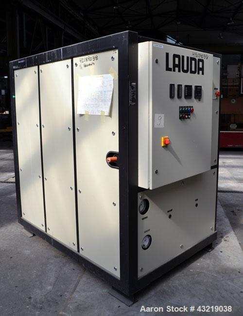 Used- Lauda Temperature Unit, Type SR500