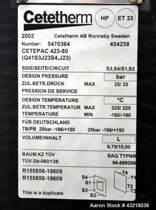 Used- Lauda Temperature Unit