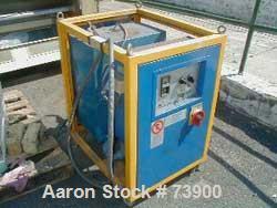 USED: Nova Frego chiller, model NVR27S, 380 volt/3 phase/60 hz.