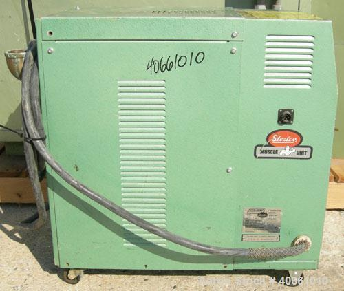 Used- Sterlco Sterl-Tronic Heating and Ttemperature Control Unit, model G9410-FCX. 3/60/230 volt, 29 amps.  9000 watts per h...