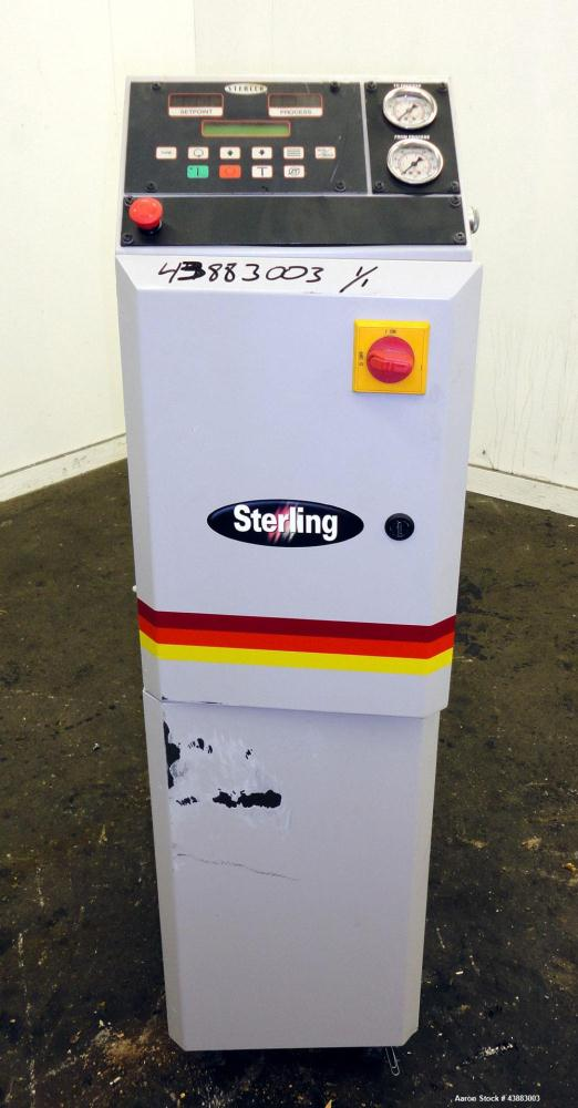 Used- Sterlco Hot Water Temperature Control Unit, 12 KW, Model M2B2012-C. 3/60/230 Volt.