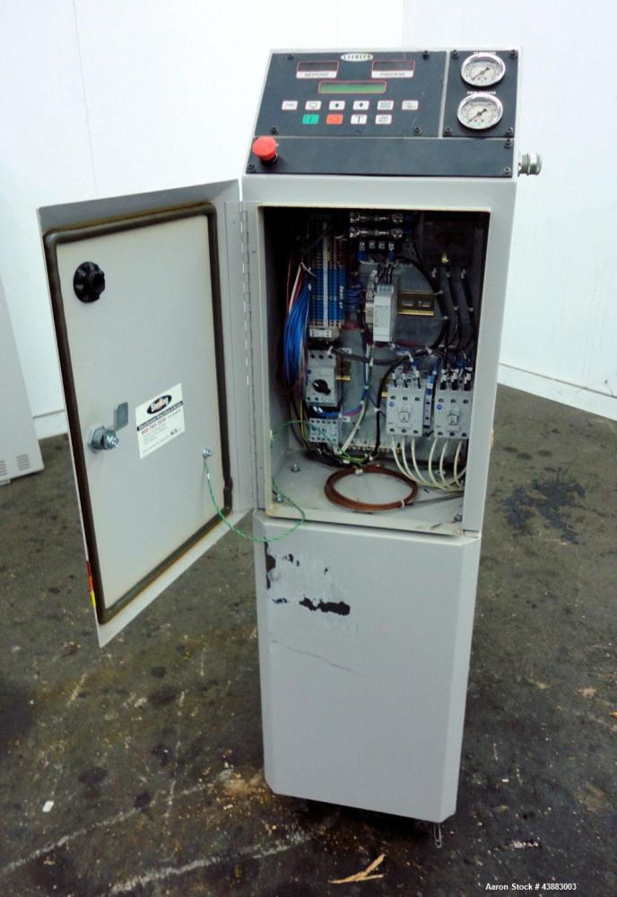 Used- Sterlco Hot Water Temperature Control Unit, 12 KW, Model M2B2012-C. 3/60/230 Volt.