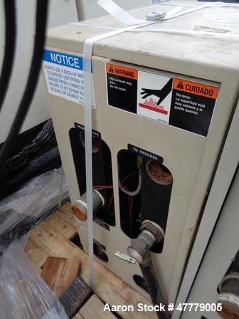 Used- Sterling Temperature Control Unit, Model M2B2010-F. 2hp, 3 Phase, 400 Volt.
