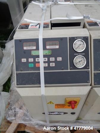 Used- Sterling Temperature Control Unit, Model M2B2010-G. 2hp, 3 Phase, 400 Volt.