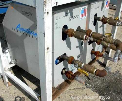 USED: Thermal Care Water Temperature Control Unit, model RA092004.   9 kw, single zone, 3/60/460 volt, 14 amp. Max temp 250 ...