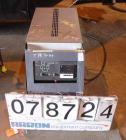 USED: AEC water temp unit, model TDW-1NX-Q, 1