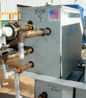 USED: Berg water temperature control unit, model B1120X. 9 kw, single zone, 3/60/460 volt, 14 amp, max temp 250 deg F. Mount...