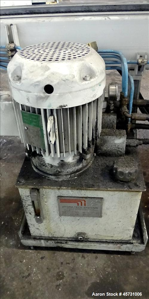 """Used- Automatic Handling 6"""" and 3"""" Semi automatic Core Cutter"""