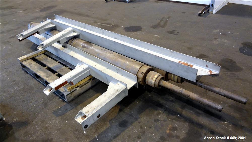 "Used- Battenfeld Gloucester 100"" Wide Single Position Surface Winder, Model 1000"