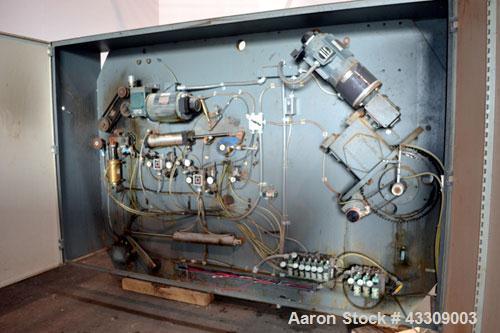Used- Battenfeld Gloucester Phantom Axis Turret Center Winder, Model 1028S