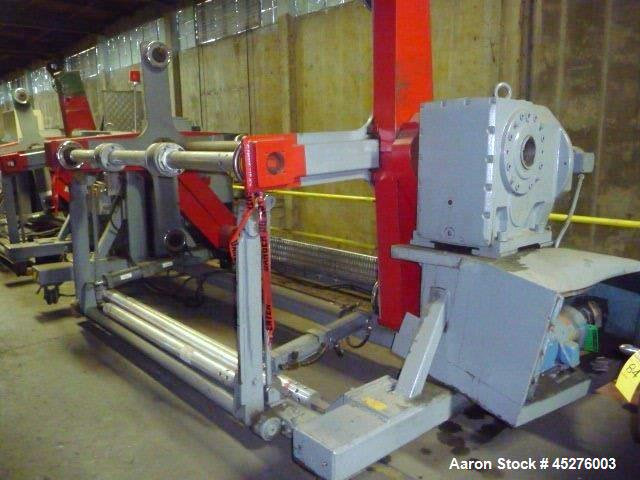 "Used- Crown 96"" Wide Turret Winder"