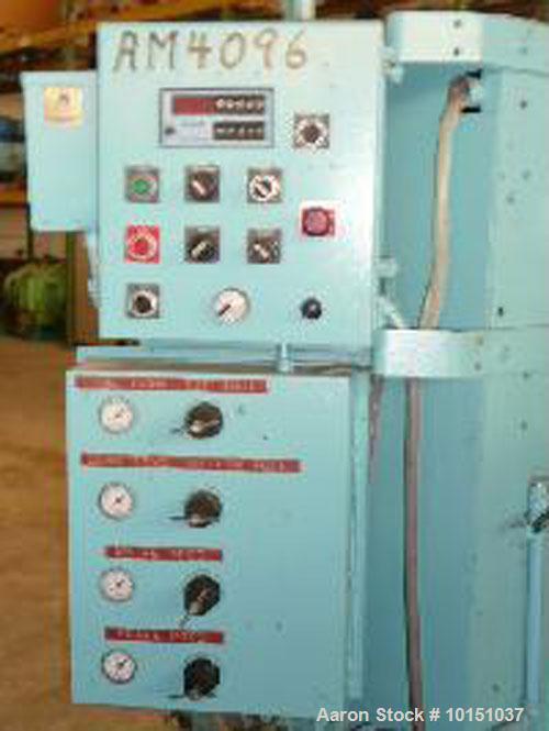 "Used-72"" Dusenberry Model 815 Duplex Score Cut Slitter-Rewinder"