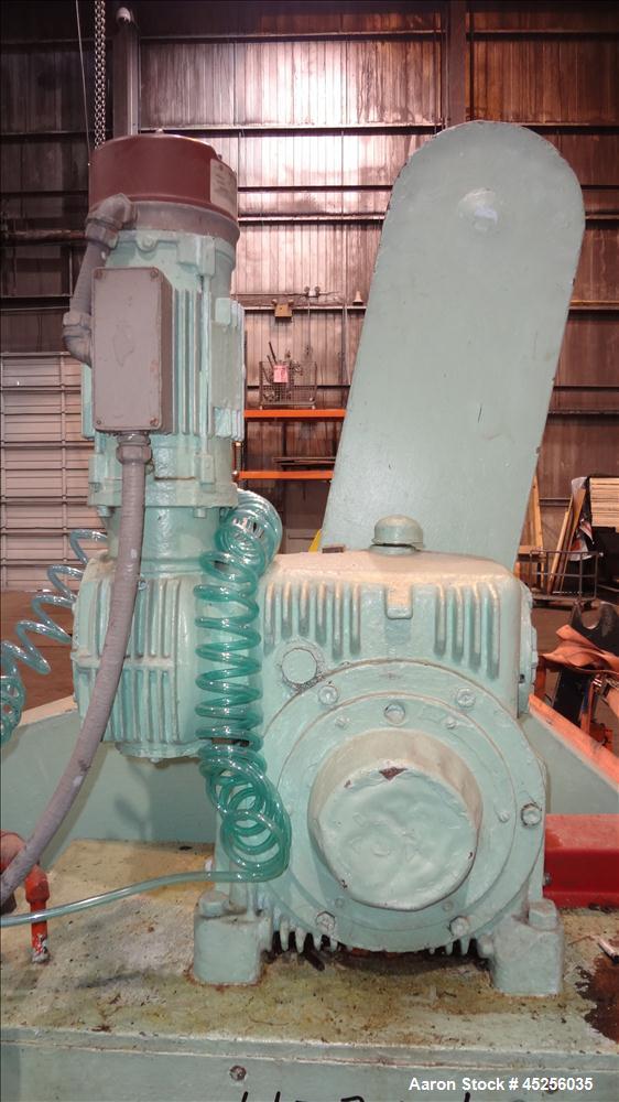 """Used- Parkinson 48"""" Wide Winder, Model TW3-5148TP"""