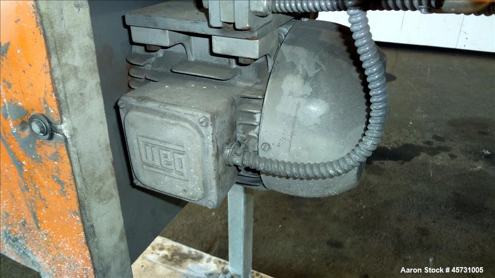 "Used- Appleton Manufacturing 6"" Core Cutter, Model S1010A"