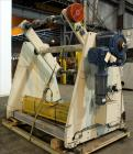 Used- Dri-Tec Single Turret Dual Station Winder. Approximate 52