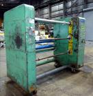 Used- Fixed position winder, approximate (2) 74