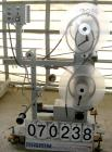 USED:Progressive Machine Co winder, model 601-LH. (2) 20