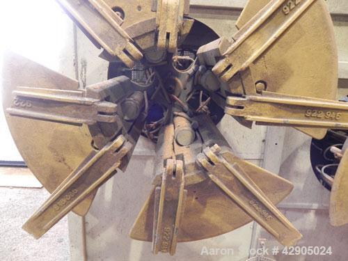 Used- Unicor Single Turret Dual Station Pipe Winder