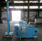 "Used- Hall Industries 40"" Movable Arm Take-Up, Model 40MA. 5/8"