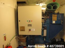 Unused- Atlas 200SL WS P Incinerator. Calorific capacity 180,000 kcal/hr (209 kW). Solid waste 40 kg/h. Oil Sludge waste 24 ...