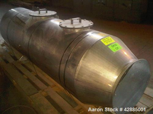 Used-Ducon Multivane Wet Scrubber, Type L, Model III/IV.Stainless steel construction. 12.7 PSIA, inlet gas flow 3200 acfm, 1...