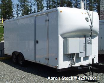 Used-Mobile Water Treatment System