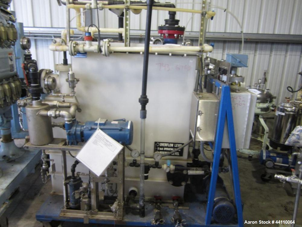 Used- PEP Scrubber System