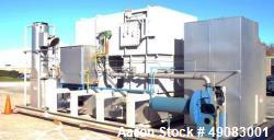 Used- TANN Corporation Regenerative Thermal Oxidizer, Model: TR392C.