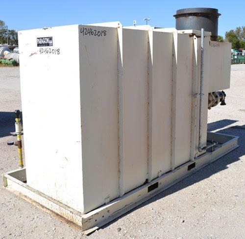 Used- Paragon Environmental Systems Thermal Oxidizer, Model ET-500