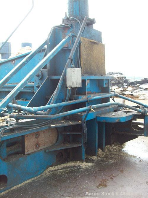 Used-Wire Briquette Press