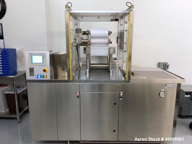 Used- Vetraco Group Powder Press, Model CP 024 W