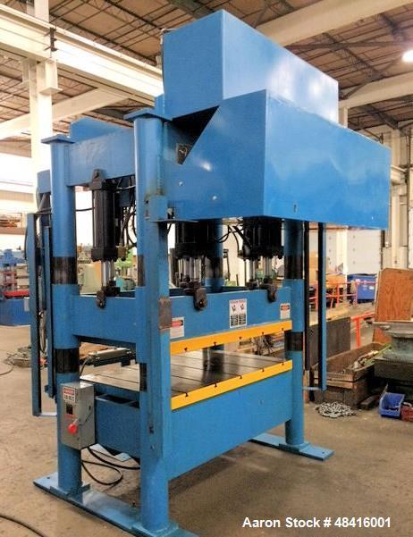 Used- Beckwood Hydraulic Press, Model 1502862.