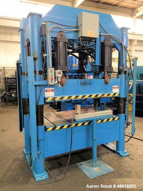 Used- Beckwood Hydraulic Press, Model 1502862.