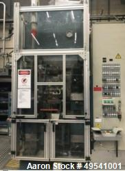 Used- Dorst Hydraulic Press, Model TPA 100, 100-ton press. Reportedly rebuilt by Dorst to CE norm with a PQC in Year 2002. Y...