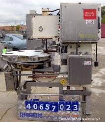 Used- Multipress, Model W3T120M