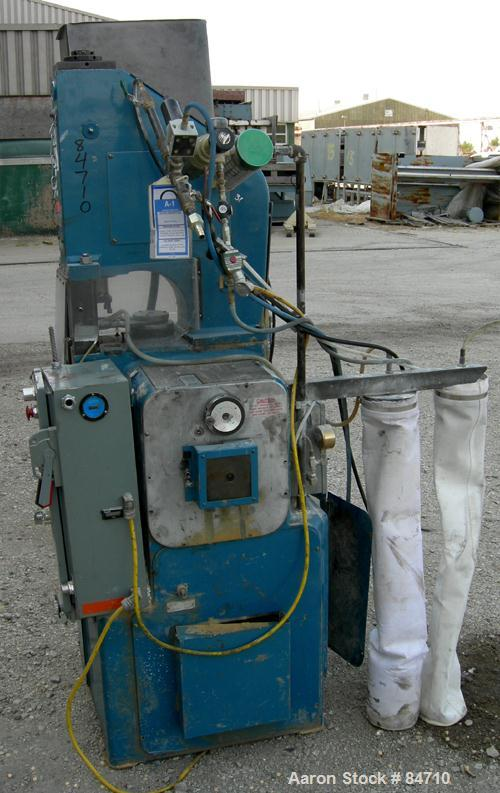 Used- Pentronix 3 Mode Compacting Press, 6 Tons, Model Multipak 602. Minimum 20 strokes per minute, maximum 120 strokes per ...