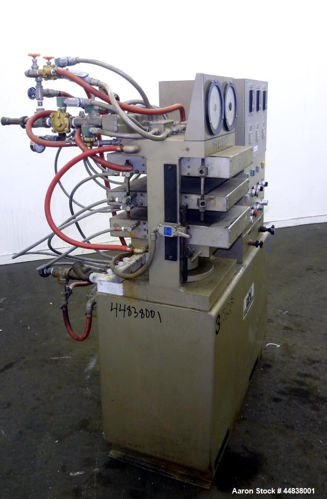 Used- PHI Pasadena Hydraulics Inc Multilayer Unitized Frame Compression Press, M