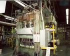 USED: Clearing Model ho-500-48 500 ton downstroke self-contained hydraulic press. 54