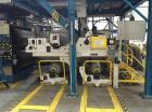 Used- Held Technologies Isobaric Double Steel Belted Press. Belt width: 1.04 meters. Inside seal width: 0.91 meters. Gap ran...