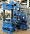 Used- Elmes 1000 Ton Floor Standing Upstroke Type Hydraulic Hobbing Press