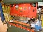 Used- Rousselle Gap Frame Double Crank O.B.I. Press, 40 tons, model 4B-48. Stroke 3