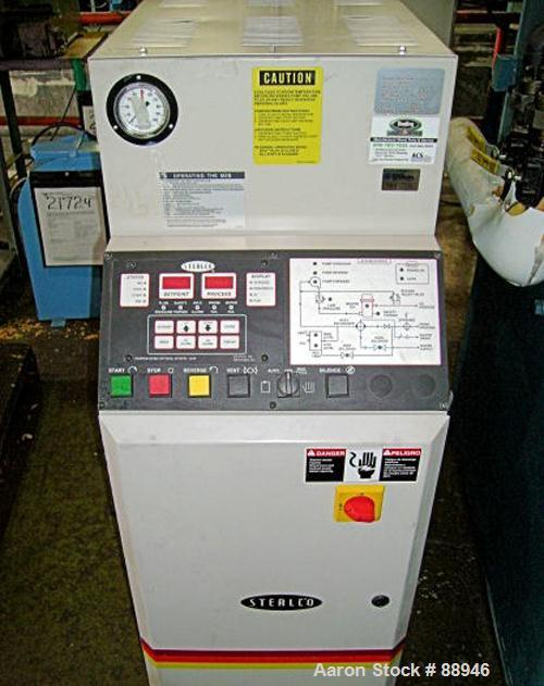 Used- TMP (Technical Macine Products) Hot Platen Laminating Vacuum Press, 15 Ton