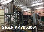 Used- FKC Screw Press, Model SHX-400-3500. Skid mounted. Rotor screen thickener, conveyor, spiro flow lime bag dispensing eq...