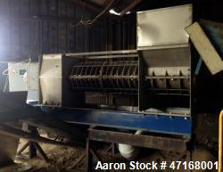 Used- Press Technology & Manufacturing (PT&M) Style AGP Agri-Press, Model AGP-1